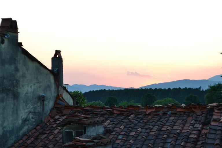 Tour de Lucca: Sunset
