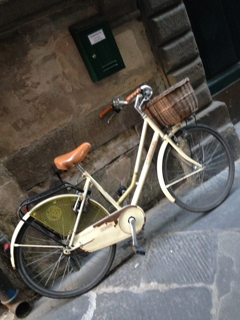Tour de Lucca: Bikes