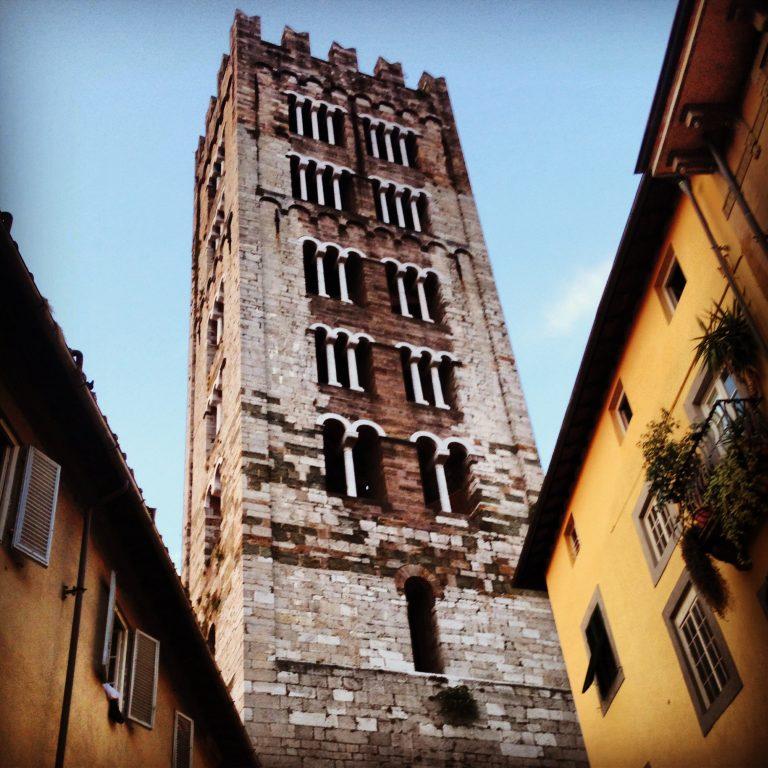 Tour de Lucca: Towers