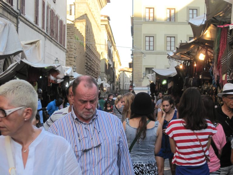Expats in Italy: Florence