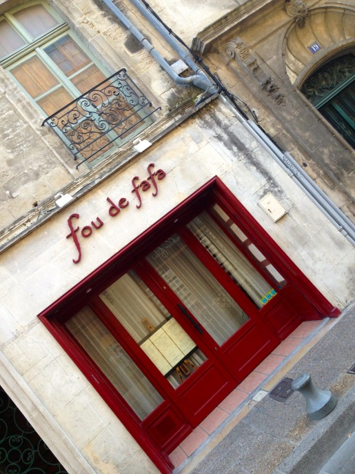 Fou de FaFa in Avignon France