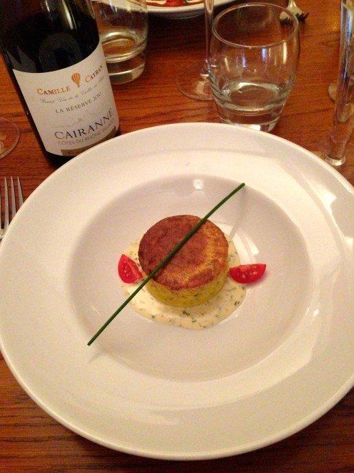Avignon Restaurant Fou de FaFa