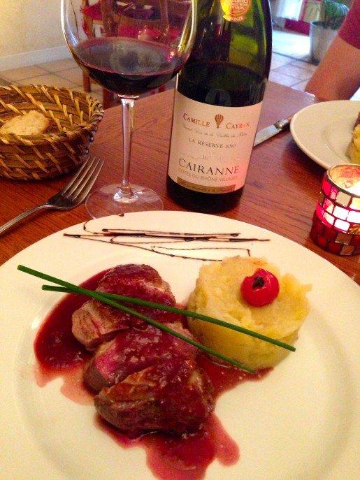 Avignon Restaurant Review: Fou de FaFa