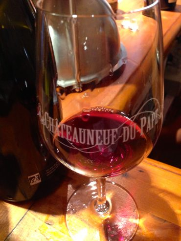 Wine in Châteauneuf-du-Pape? Yes, Please!