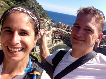 Insert Rocky Theme: Hiking the Cinque Terre and Levanto