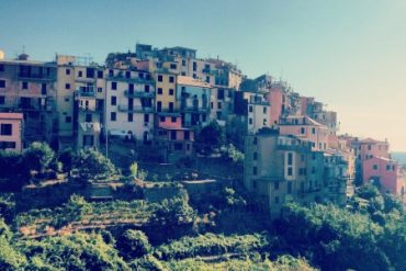Hiking the Cinque Terre...and then some