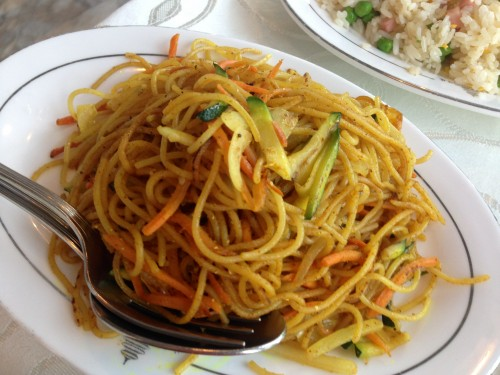 Rapallo Restaurants: Chinese Food