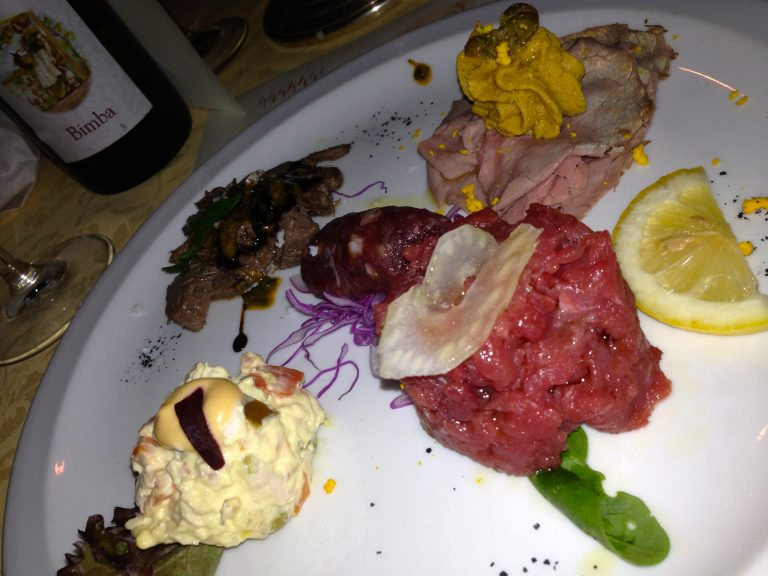 Monday Munchies: My Big Fat Barbaresco Dinner