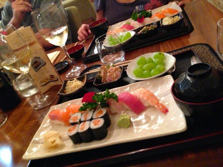Sushi in Alba