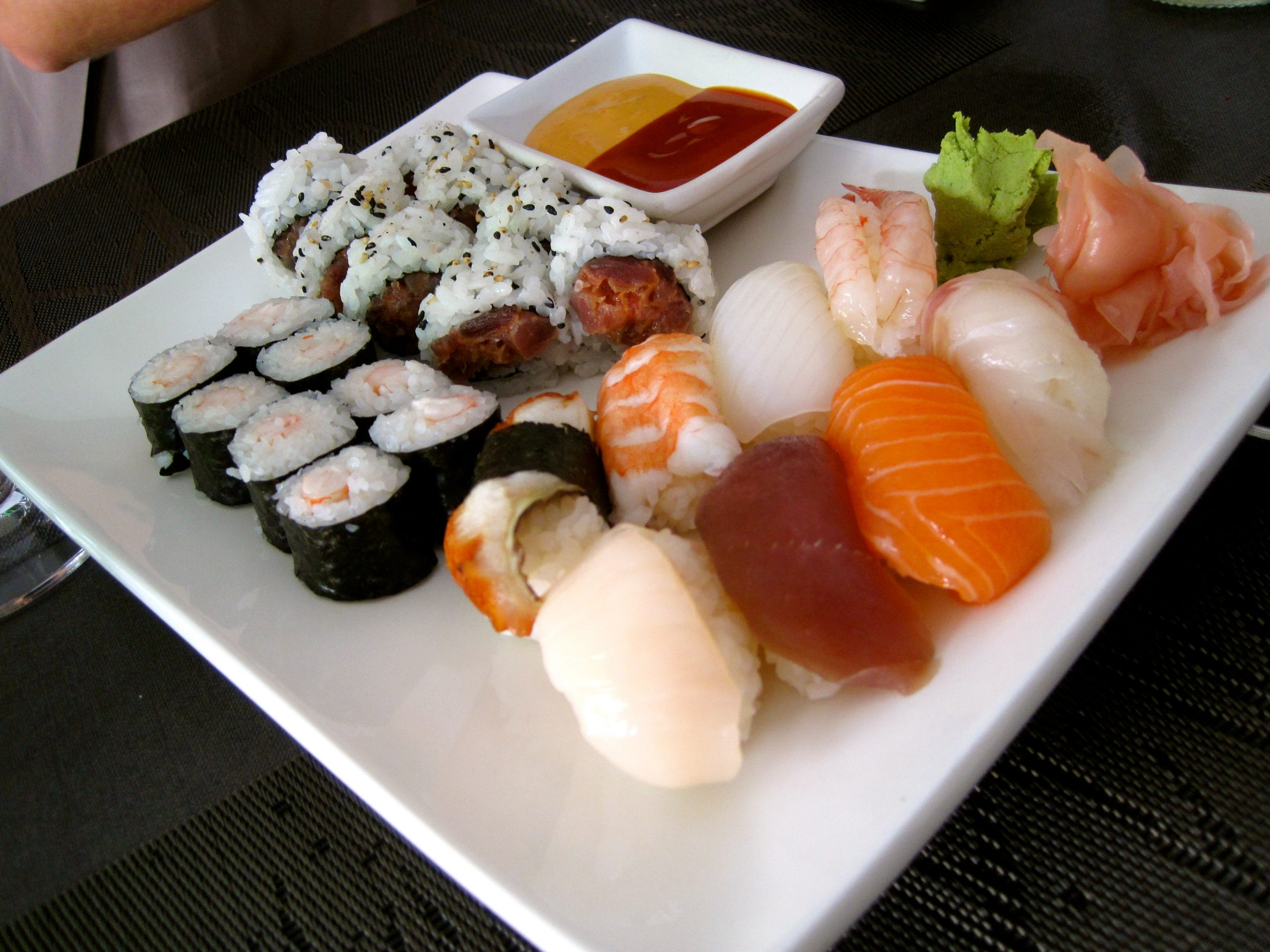 Monday Munchies: Serving up Sushi in Piedmon
