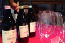 Winemaker Interview Series: Francesco Baravalle, Cascina Bruciata, Barbaresco