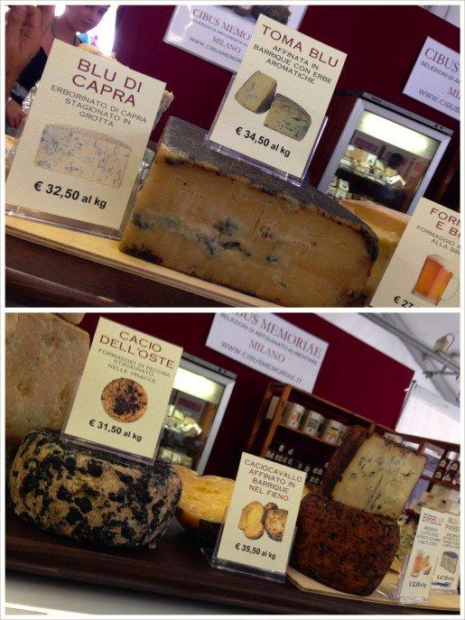 Italy's Big Cheese Festival: Bra Slow Food