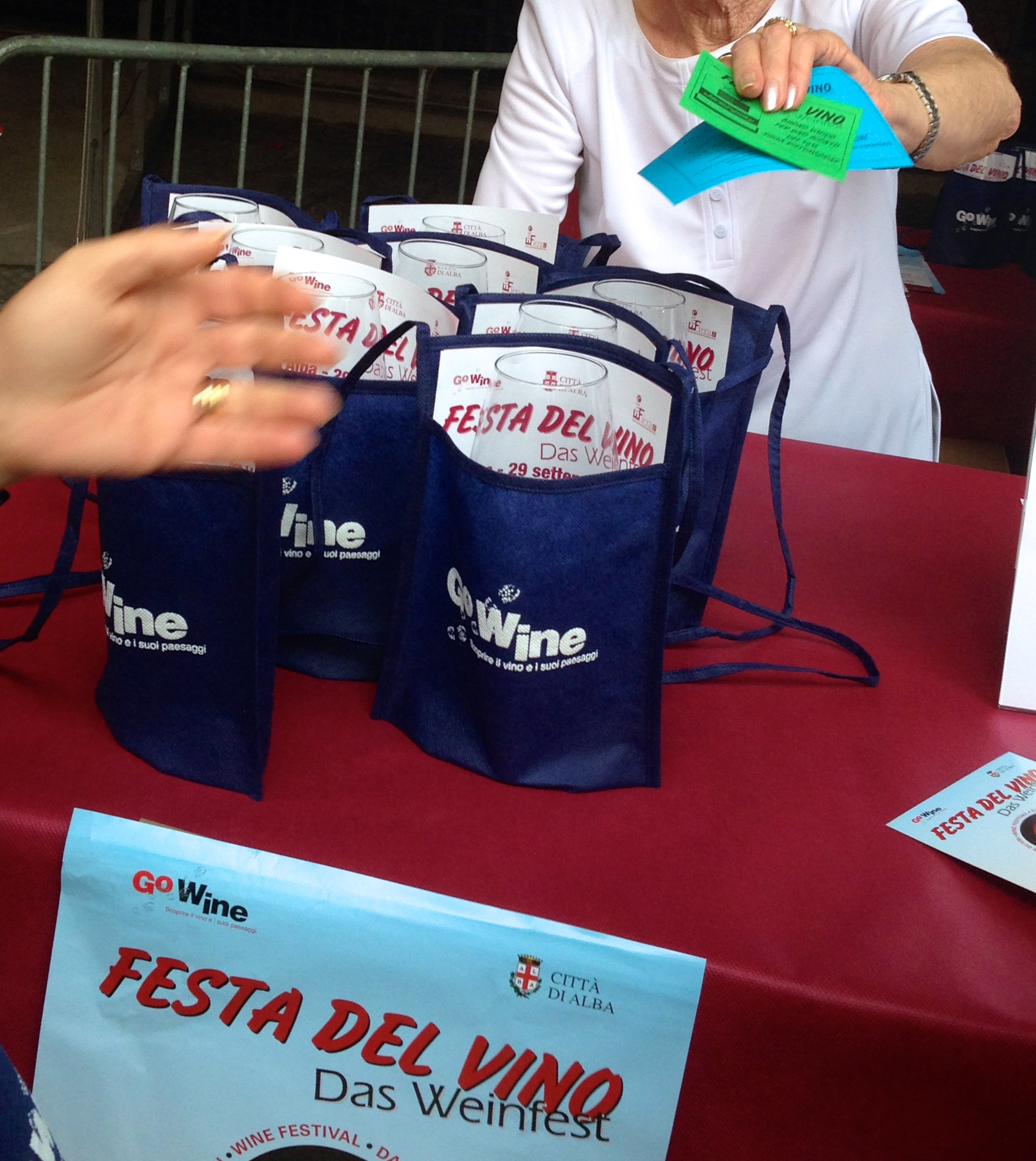 Explore Piedmont Wines at Alba's Festa del Vino