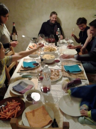 My First Italian Thanksgiving