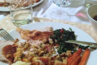 My First Italian Thanksgiving