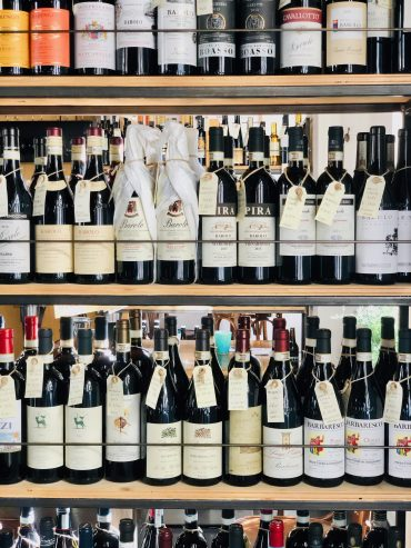 piedmont food and wine pairing