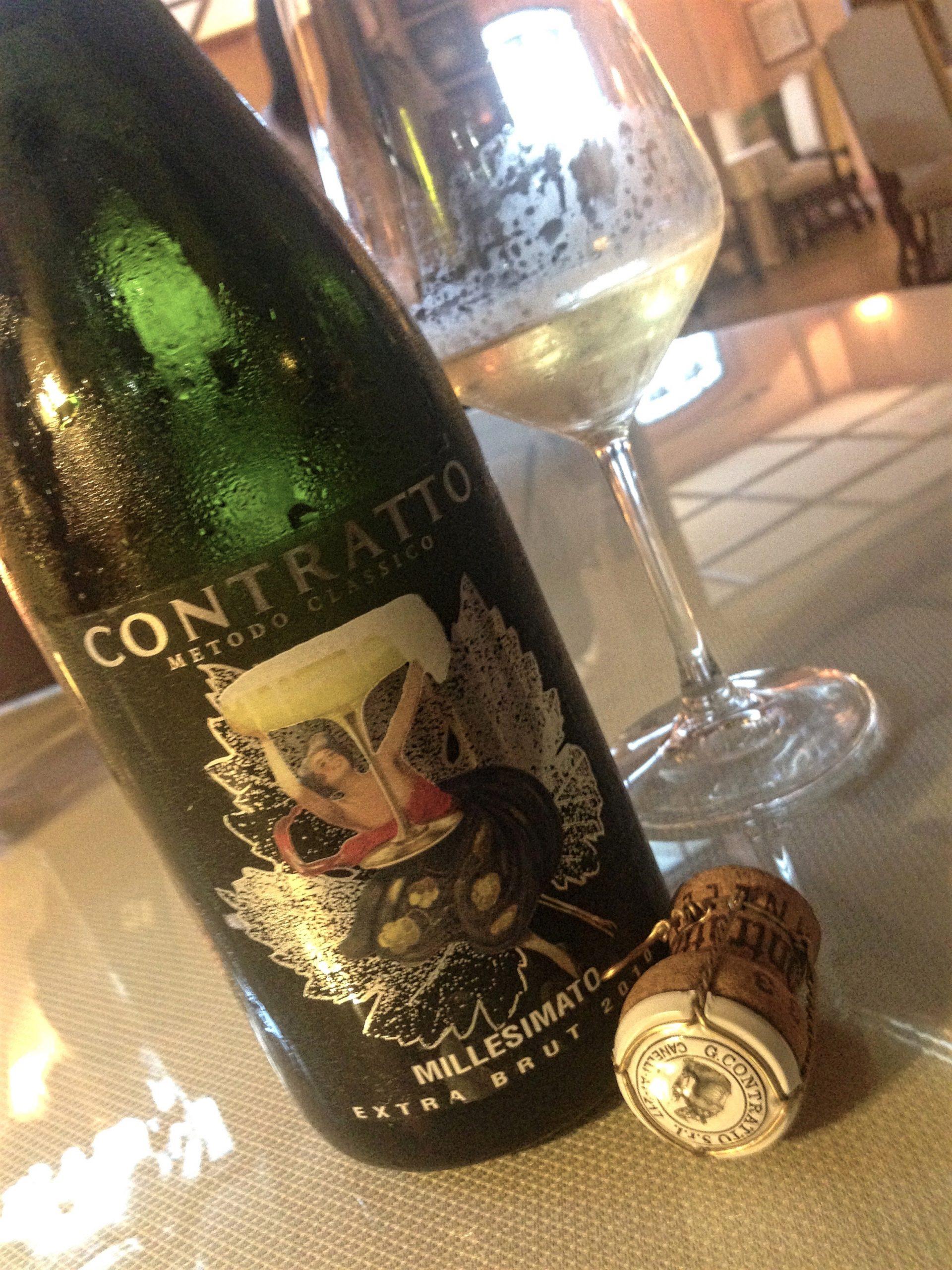 Italian Sparkling Wine: Bub