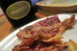 Northern Italian Sparkling Wine: Bacon & Bubbles