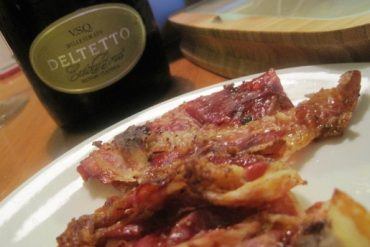 Northern Italian Sparkling Wine: Bacon & Bubbles