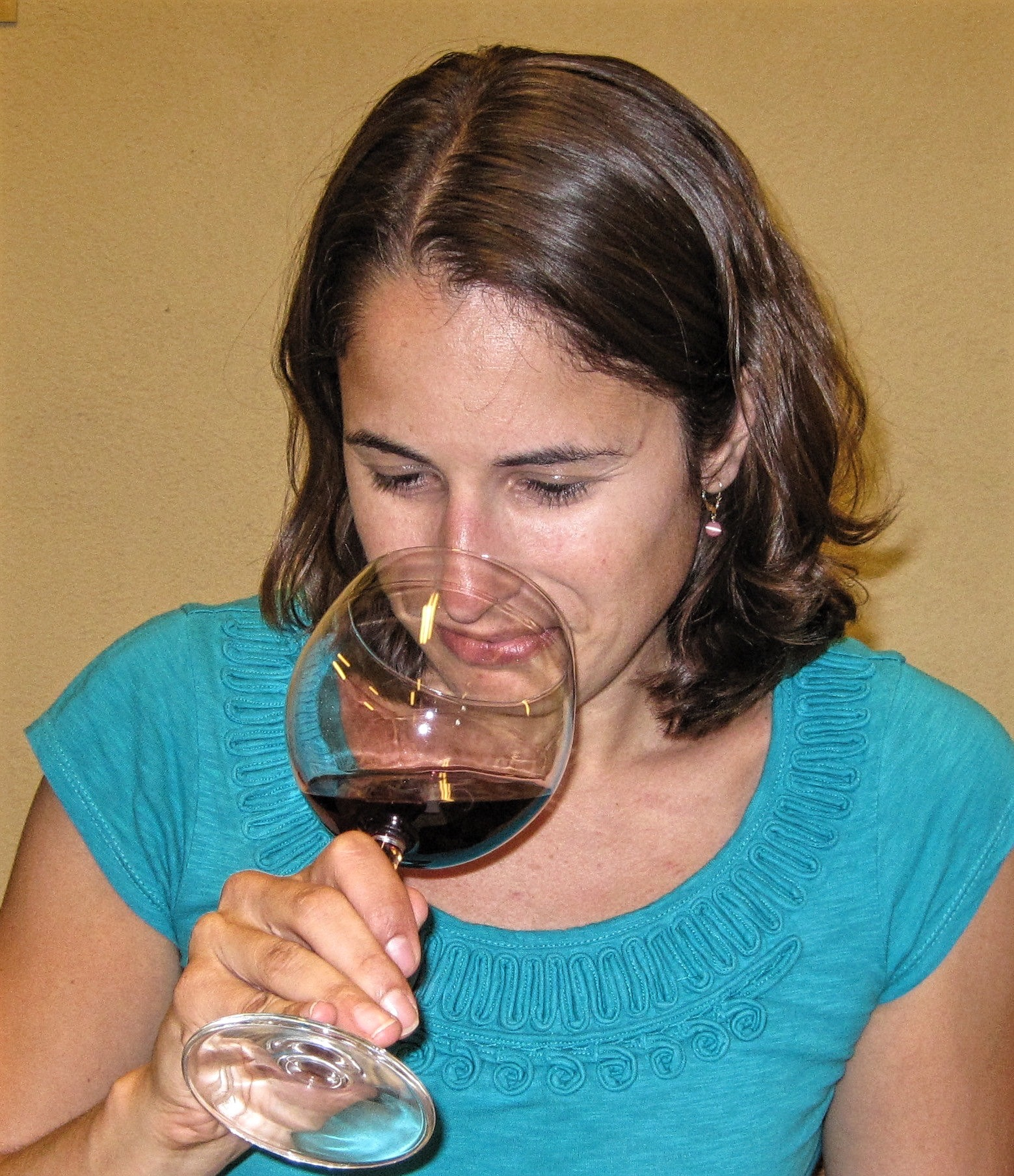 A Wine Writing Exercise: What Wine Changed Your Life? #At1stSip