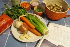 Romancing the Jura: Roast Chicken and Vin Jaune #winePW