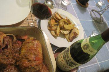 A Priorat Wine Masterpiece: 1974 Scala Dei & Roast Duck