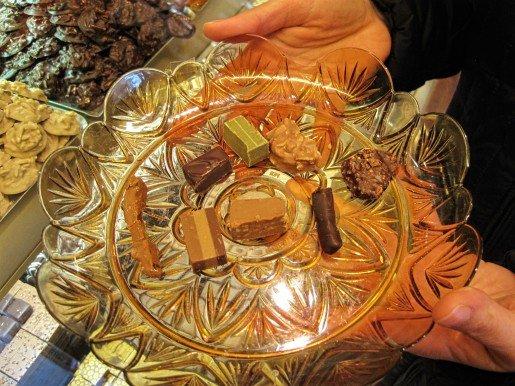 Florence Food Experience Chocolate Tasting
