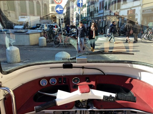 Things to do in Florence - on wheels