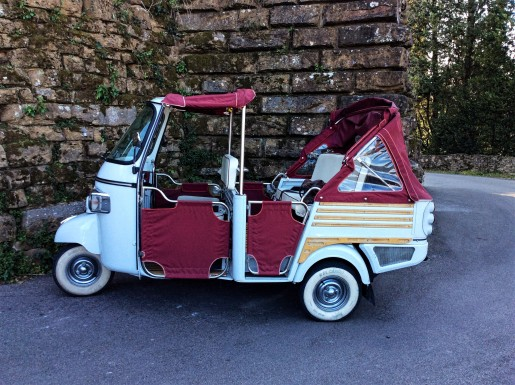 Things to do in Florence - on wheels!
