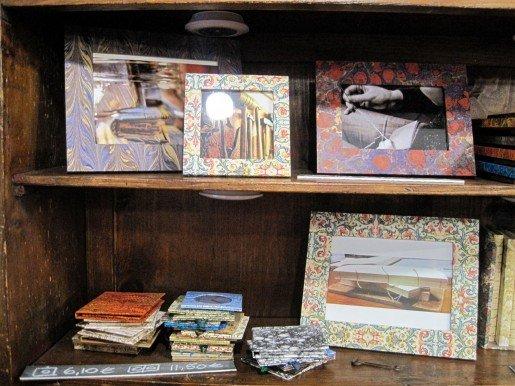 Il Torchio Florentine bookbinding