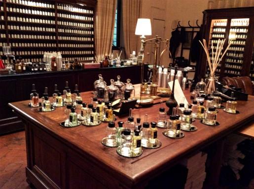 Florence Artisan Perfume Workshop, Aqua Flor
