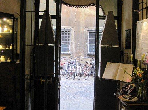 Entryway to Florentine Goldsmith Shop, Alessandro Dari