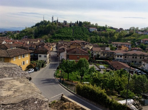 Barolo Village of La Morra