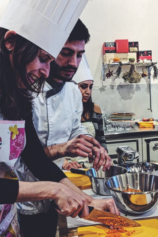 MaMa Florence Cooking School
