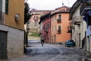 Piedmont cycling, La Morra