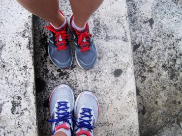 Spanish Steps Run