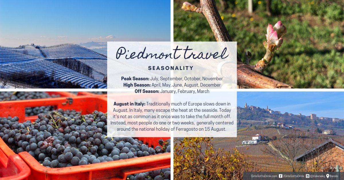 visiting piedmont