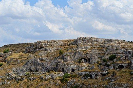Matera Cave Dwellings