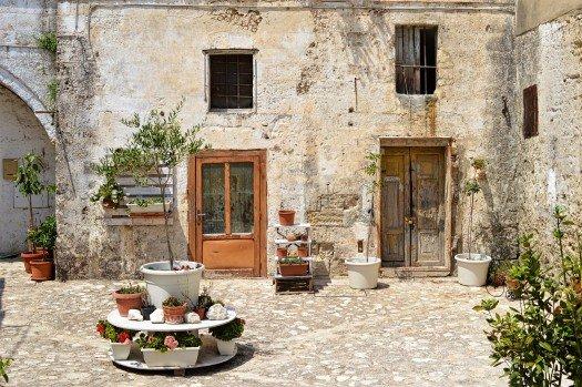 Sassi di Matera restoration