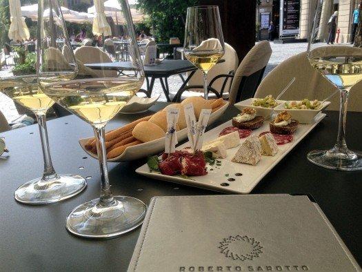 Alba Italy Restaurant Tasting Room