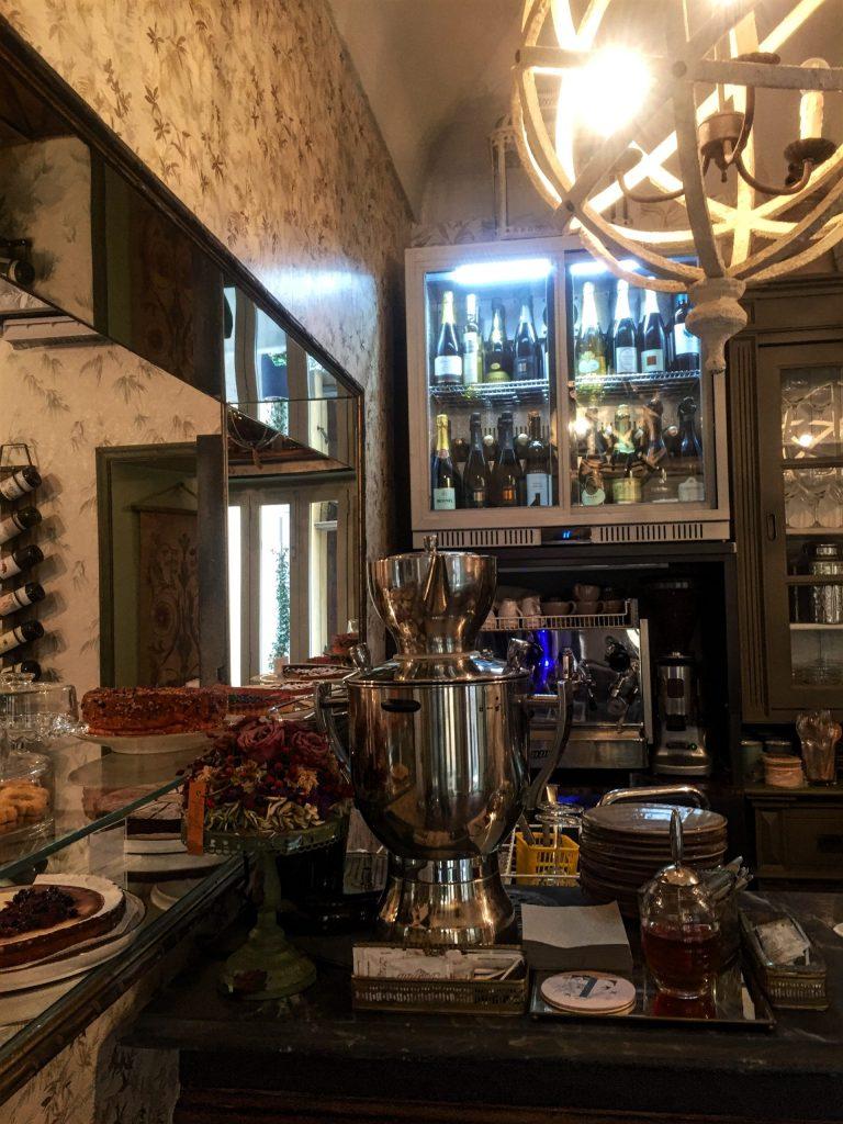 Alba Restaurants T Ristiro