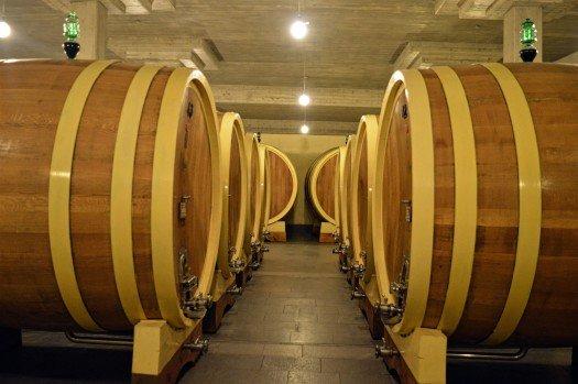 Italy Wine Country Montalcino