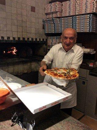 Pizzeria Cincilla Alba, Italy