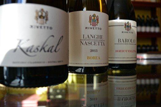 Rivetto Winery Barolo Tasting