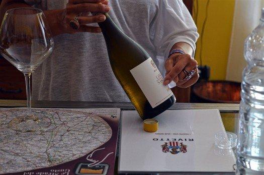 Rivetto Winery Cellar Tasting
