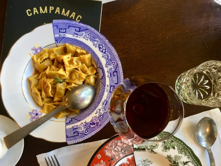 Campamac Barbaresco Restaurants