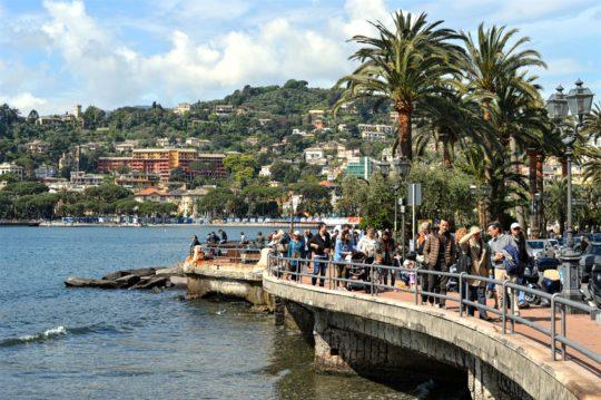 Rapallo Italian Riviera