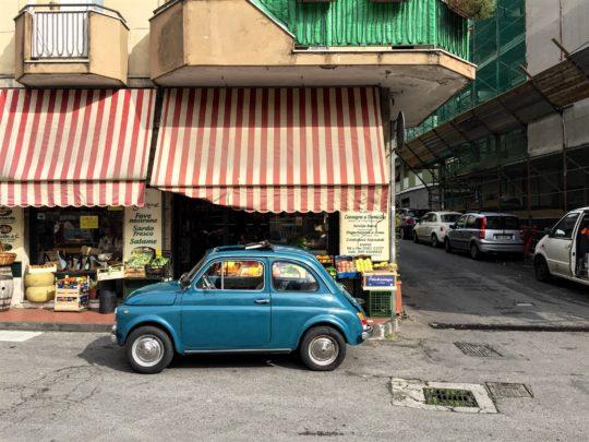 Rapallo Ligurian Coast