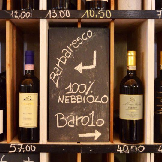 Nebbiolo Barbaresco Barolo