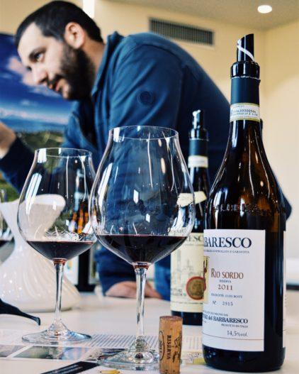 Produttori del Barbaresco Wine Tasting